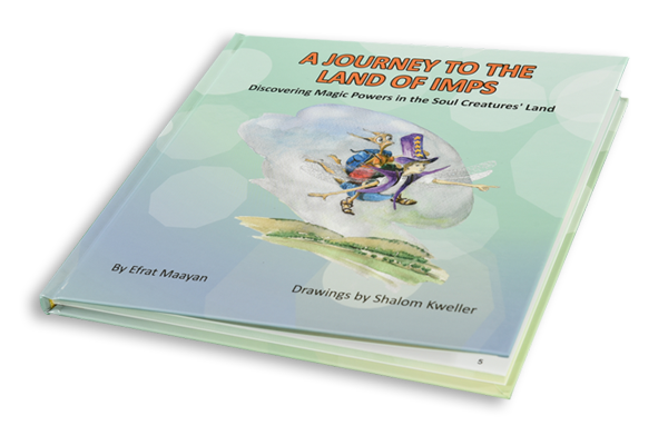 SOUL CREATURES' LAND – A JOURNEY TO THE LAND OF IMPS – BOOK
