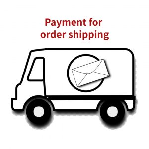 Payment for order shipping